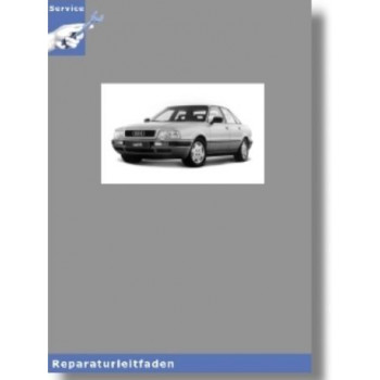 Audi 80 B4 (92-96) 5 Gang-Schaltgetriebe 01A Allrad - Reparaturleitfaden