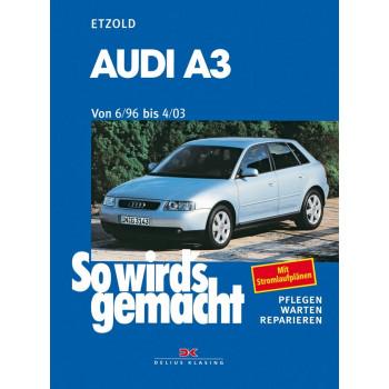 Audi A3 (96-03) - Reparaturanleitung So wird`s gemacht