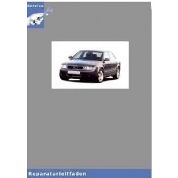 Audi A4 8D (95-02) 5 Gang-Schaltgetriebe 01A Allrad - Reparaturleitfaden