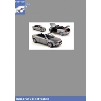 Audi A4 Cabrio 8H (02-06) 8-Zyl. Benziner 4,2l 4V RS4 Einspritz- und Zündanlage