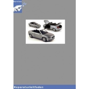 Audi A4 Cabrio 8H (02-06) 6-Zylinder Motor, Mechanik - Reparaturleitfaden