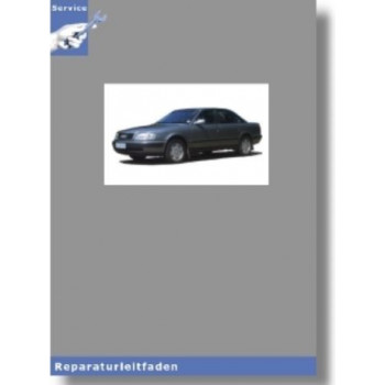 Audi A6 4A C4 (91-97) 4-Zylinder Motor (5-Ventiler), Mechanik