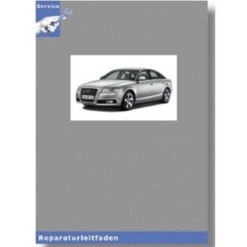 Audi A6 (05-11) 6-Zyl. Benzindirekteinspritzer 3,0 4V Kompressor Motor Mechanik