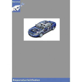 Audi A8 4D (94-02) Elektrische Anlage bis 02/99  - Reparaturleitfaden