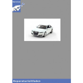 Audi A8 4H (10>) Instandhaltung Inspektion - Reparaturleitfaden