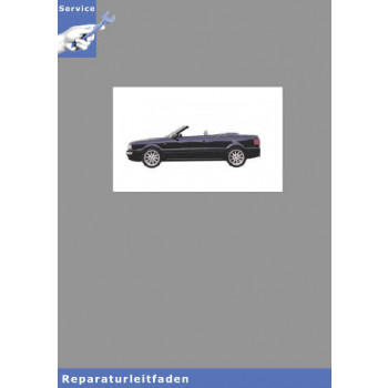 Audi Cabrio 8G (91-00) 4-Zyl. 1,8l 125 PS 5V Motronic Einspritz- und Zündanlage