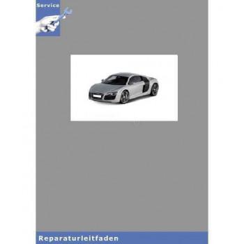 Audi R8 42 (07-12) 7 Gang-Doppelkupplungsgetriebe 0BZ - Reparaturleitfaden