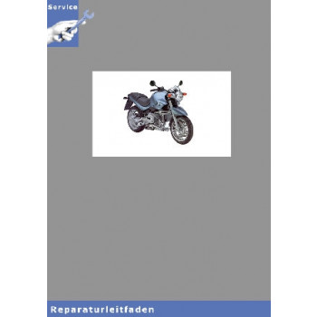 BMW R 1150 R (2000-2006) Werkstatthandbuch
