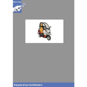 BMW C1 / C1 200  (00-03) - Werkstatthandbuch