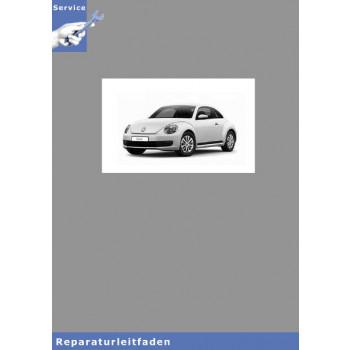 VW New Beetle, Typ 9C (97-10) Direkt-Schaltgetriebe 02E - Reparaturanleitung