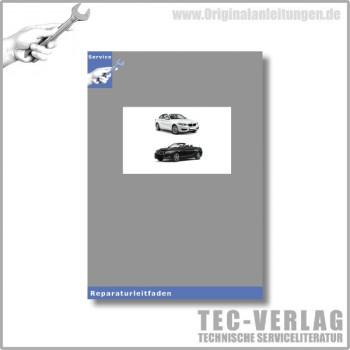 BMW 2er (12>) - Karosserie Ausstattung - Werkstatthandbuch