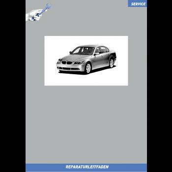 BMW 5er E60 (06-09) N46-Motor und Motorelektrik - Werkstatthandbuch