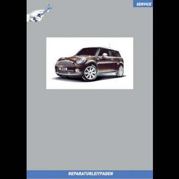 BMW MINI R55 (06-14) Elektrische Systeme - Werkstatthandbuch