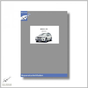 BMW X5 E70 (07-14) 4.4 L Motor N63 - Werkstatthandbuch Motor/Motorelektrik