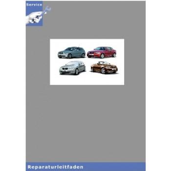 BMW 1er (06-13) N43-Motor und Motorelektrik - Werkstatthandbuch