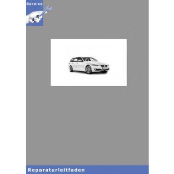 BMW 3er F31 (11>) Radio-Navigation-Kommunikation - Werkstatthandbuch