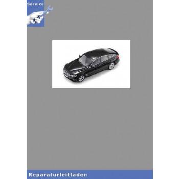 BMW 3er F34 (12>) Fahrwerk und Bremsen - Werkstatthandbuch