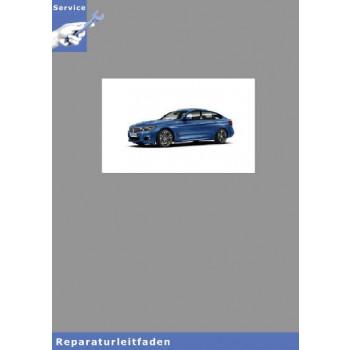 BMW 3er M3 F80 (12>) Karosserie Aussen - Werkstatthandbuch