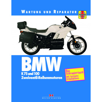 BMW K 75 / K 100 (83-96) - Reparaturanleitung Schrauberbuch