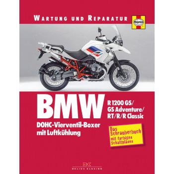 BMW R 1200 GS / GS Adventure / RT / R / R Classic (10-12) - Reparaturanleitung