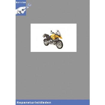 BMW R 1150 GS (99-03) - Werkstatthandbuch