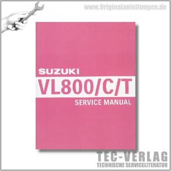 Suzuki VL800/C/T (02-12) - Service Manual