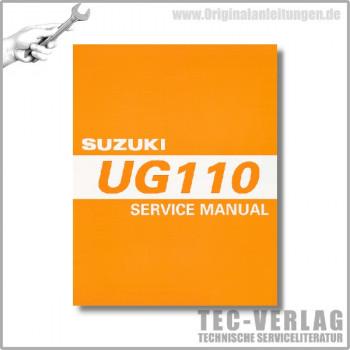 Suzuki  UG110 (98-02) - Service Manual