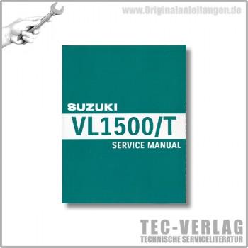 Suzuki VL1500 / T (99-09) - Service Manual