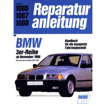 BMW 3er E36 316i   318i (1990-2000) - Reparaturanleitung