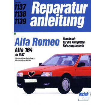 Alfa Romeo 164 (1987-1997) Reparaturanleitung