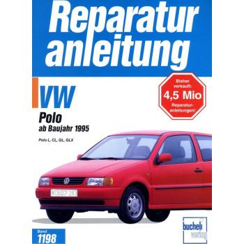 VW Polo III 6N (1994-2001) - Reparaturanleitung