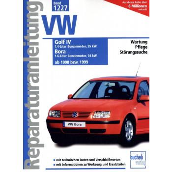 VW Touran Benziner und TDI (2003-2010) - Reparaturanleitung