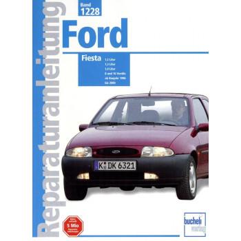Ford Fiesta Benziner (1996-2000) - Reparaturanleitung