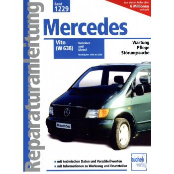 Mercedes Vito W638 (1996-2000) - Reparaturanleitung