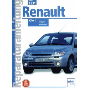 Renault Clio II (1998-2000) - Reparaturanleitung
