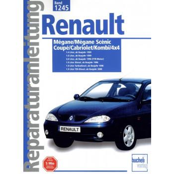 Renault Megane / Scenic (1996-2001) - Reparaturanleitung