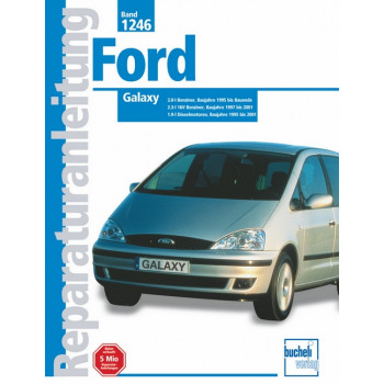 Ford Galaxy (95-01) - Reparaturanleitung