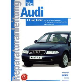 Audi A4 Diesel incl.Avant  (1995-2000) - Reparaturanleitung