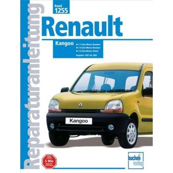 Renault Kangoo (97-01) - Reparaturanleitung