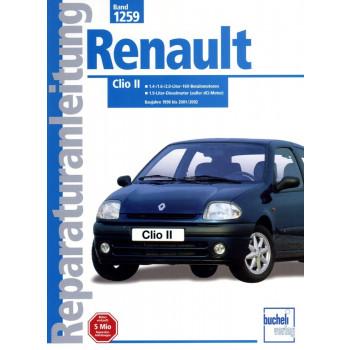 Renault Clio 2 Benziner und Diesel (1998-2002) - Reparaturanleitung