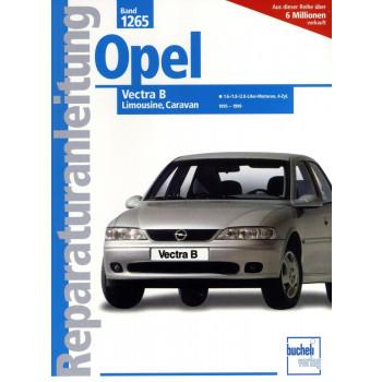Opel Vectra B Benziner (1995-1999) - Reparaturanleitung