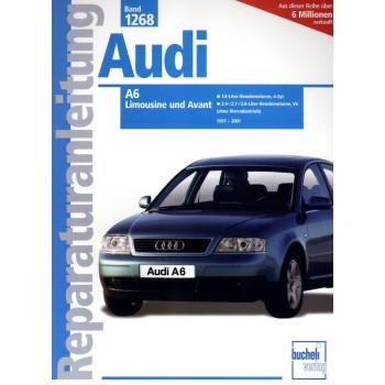 Audi A6 Benziner incl. Avant (1997-2001) - Reparaturanleitung