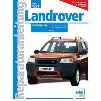 Landrover Freelander (97-03) - Reparaturanleitung