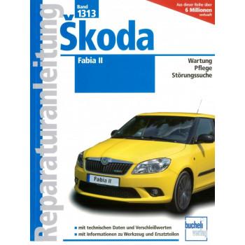 Skoda Fabia II 5J Benziner und Diesel (2007-2014) - Reparaturanleitung