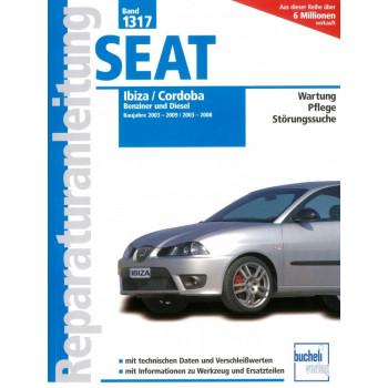 Seat Ibiza / Seat Cordoba 6L (2003-2009) - Reparaturanleitung