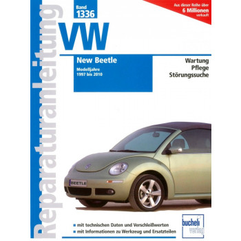 VW New Beetle 9C (97-10) -  Reparaturanleitung
