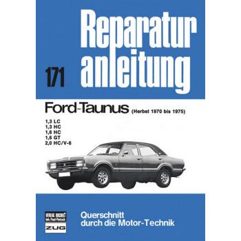 Ford Taunus (1970-1975) - Reparaturanleitung Bucheli