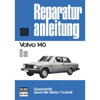 Volvo 140 / 142 / 144 / 145 - Reparaturanleitung