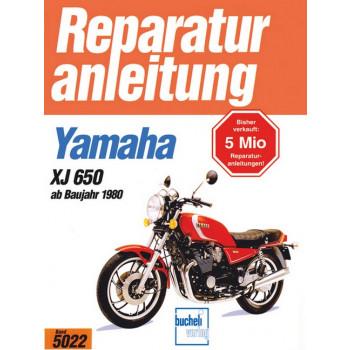 Yamaha XJ 650 (80>) - Reparaturanleitung