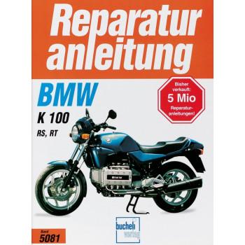 BMW K 100 RS / K 100 RT  (86-91) - Reparaturanleitung